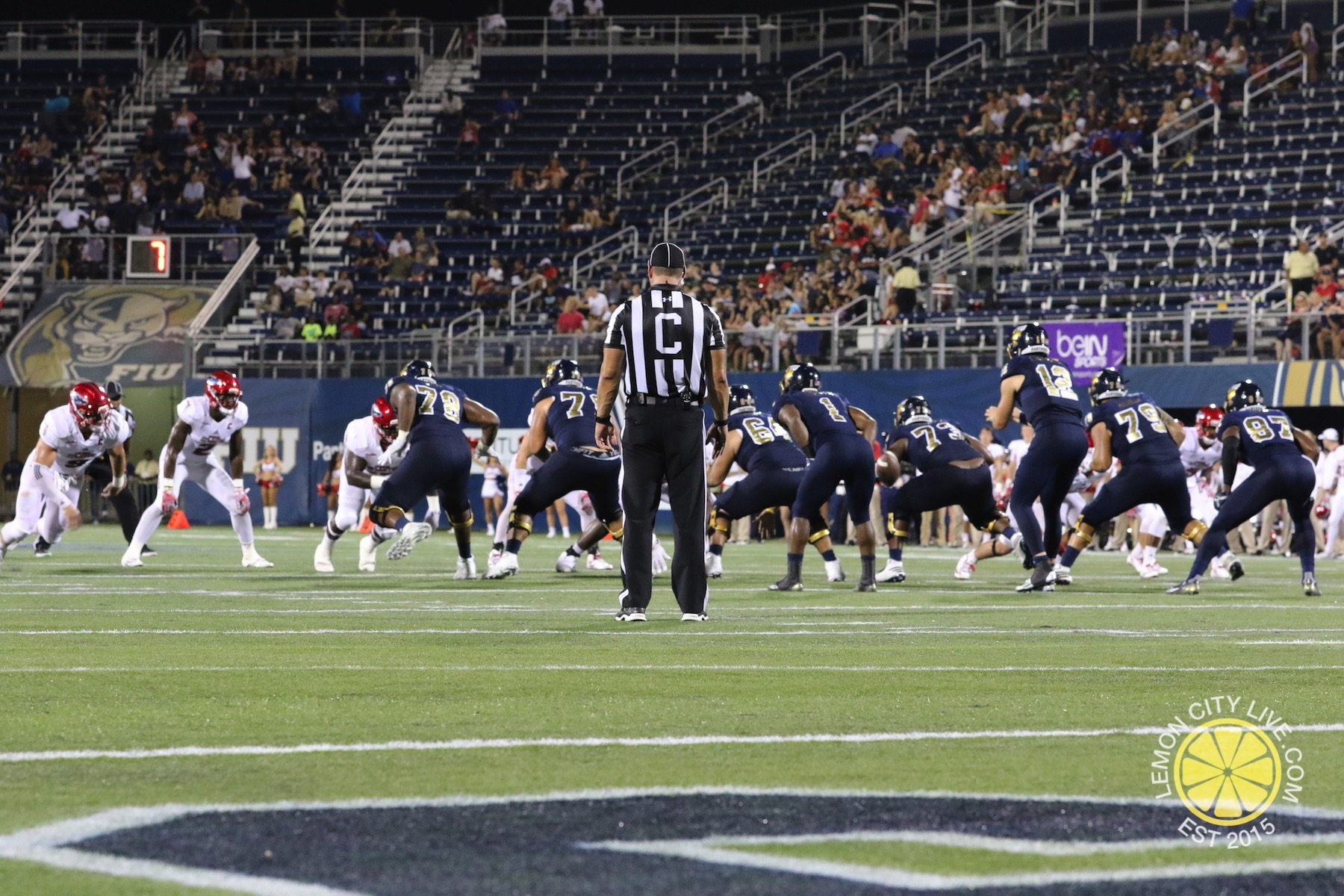 Fiu Panthers Vs Fau Owls Oct 1 2016 Sports News And Media Outlet