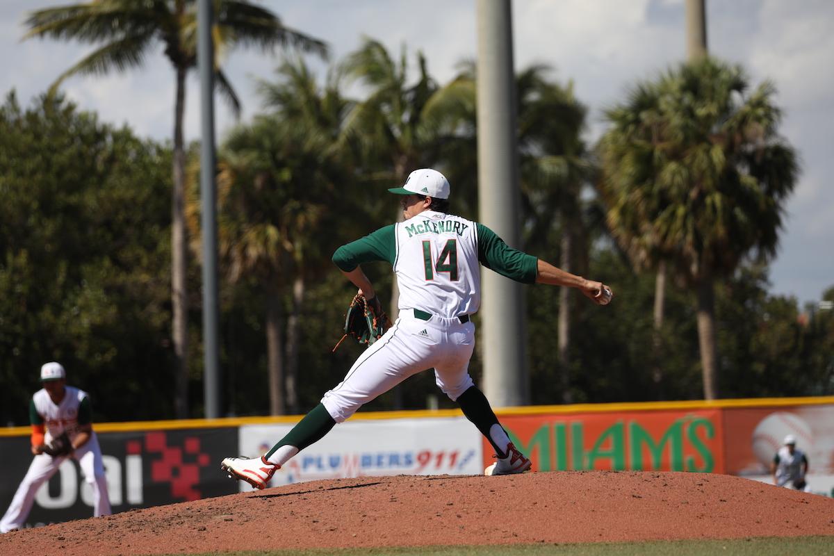 Miami Hurricanes Baseball