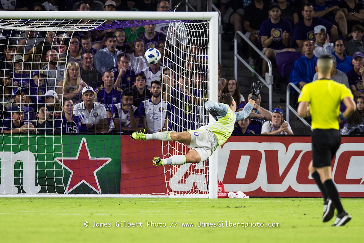 Orlando City SC vs Chicago Fire