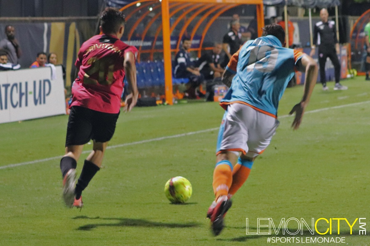 the miami fc fall short of their u s open cup aspirations may