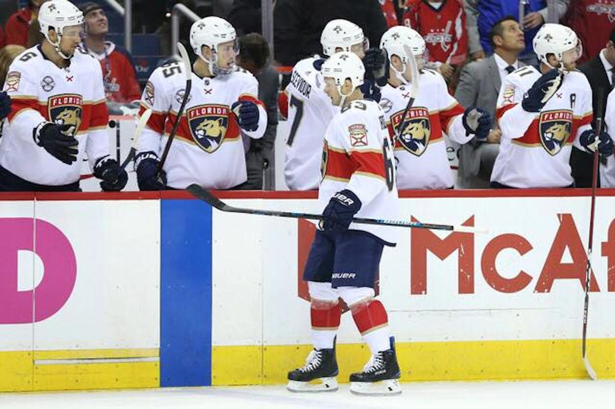 Panthers keep letting leads slip away