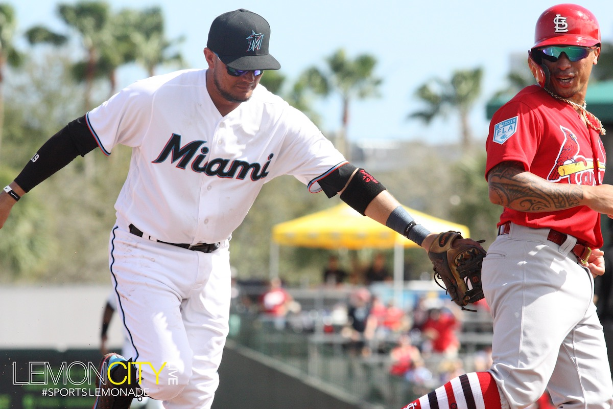 f42fcdd6dcb Miami Marlins vs. St. Louis Cardinals