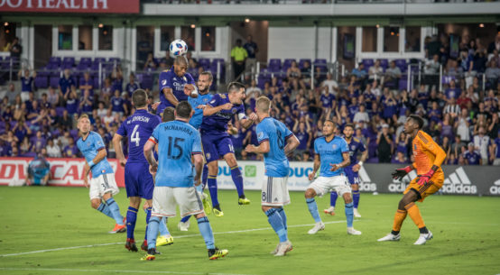 Orlando City SC vs New York City FC