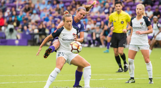 Orlando Pride vs North Carolina Courage 14