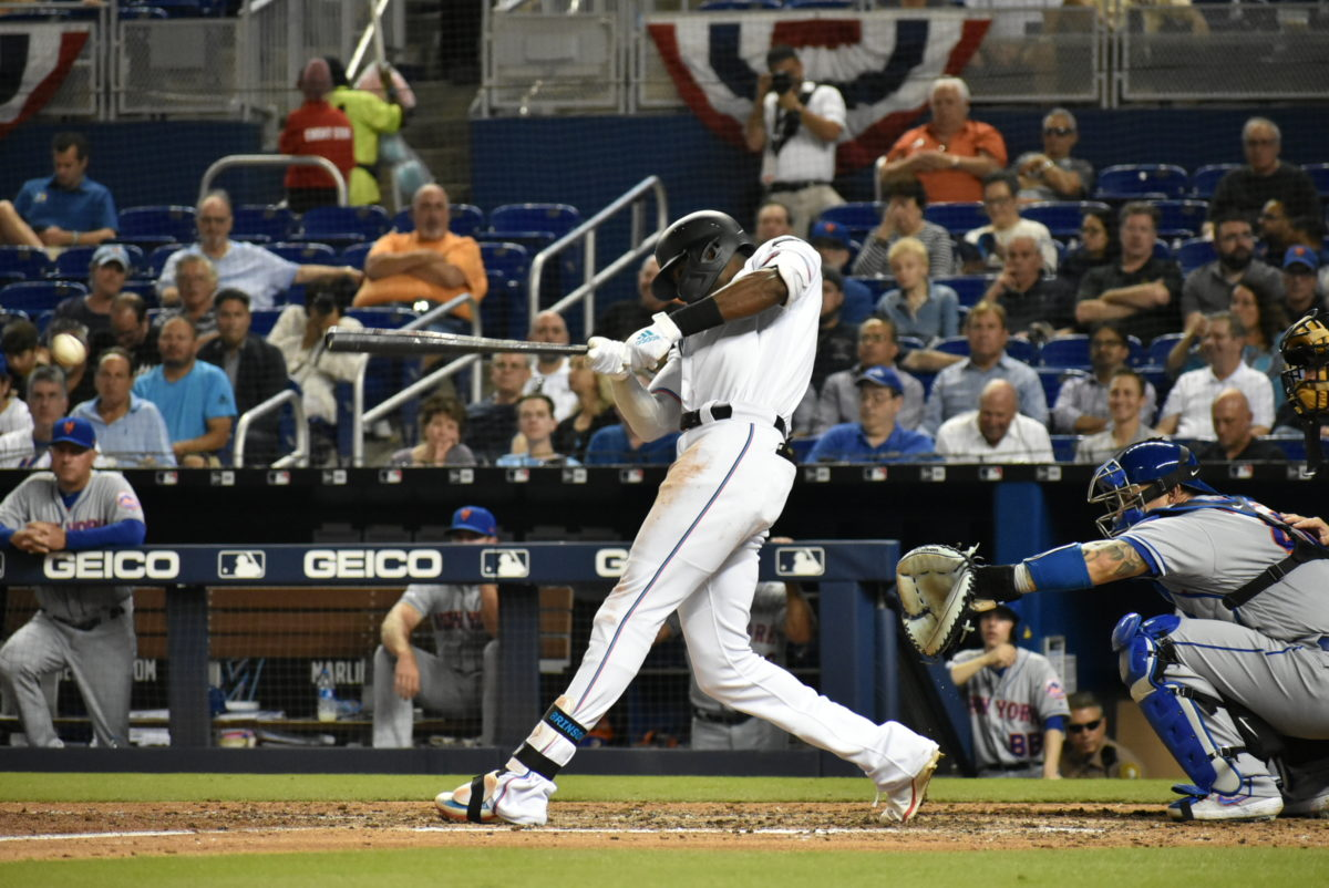 Marlins lose to Mets