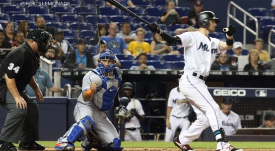 Marlins fell to the New York Mets