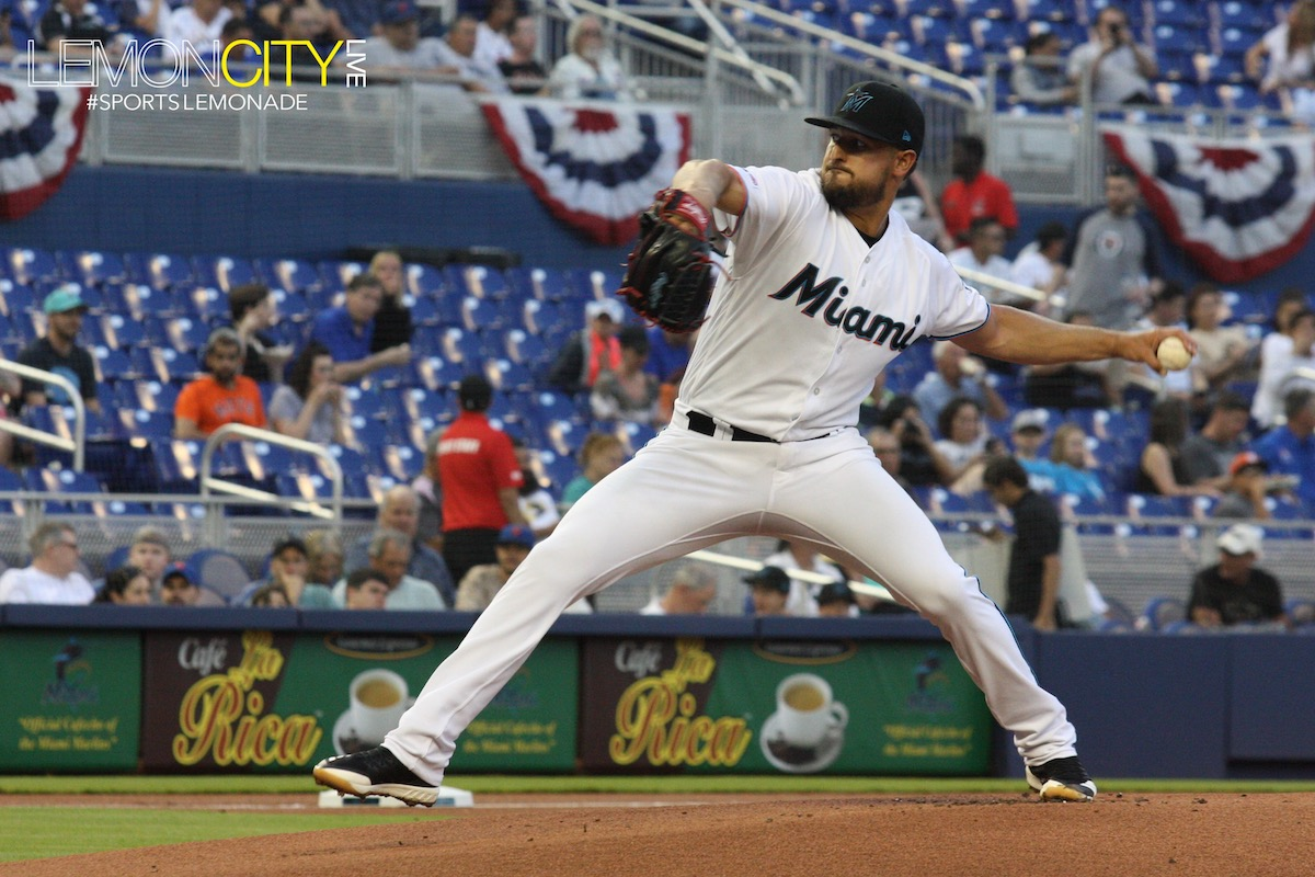 Marlins Opening Day