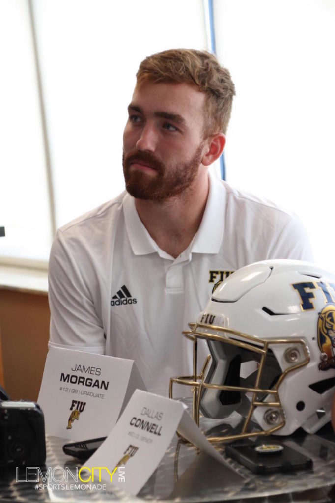 FIU Football Media Day