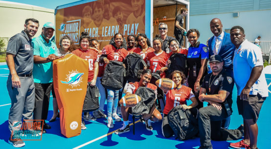 Junior Dolphins program