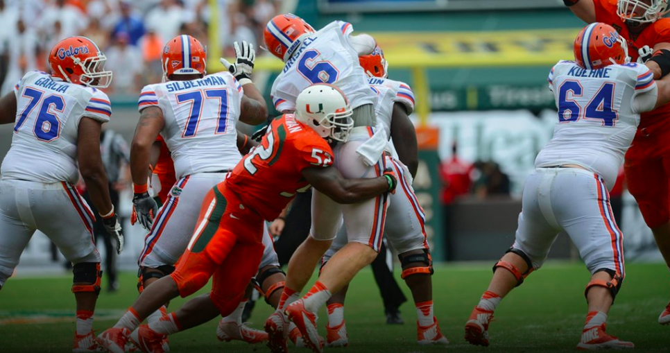 Canes vs Gators