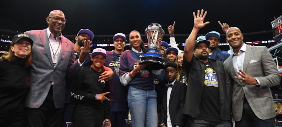 BIG3 Championship 2019