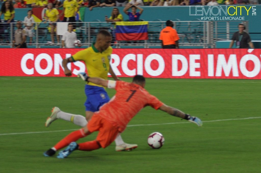 Colombia vs Brazil September 6, 2019