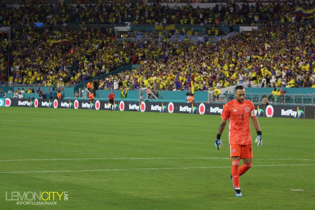 Colombia vs Brazil September 6, 2019