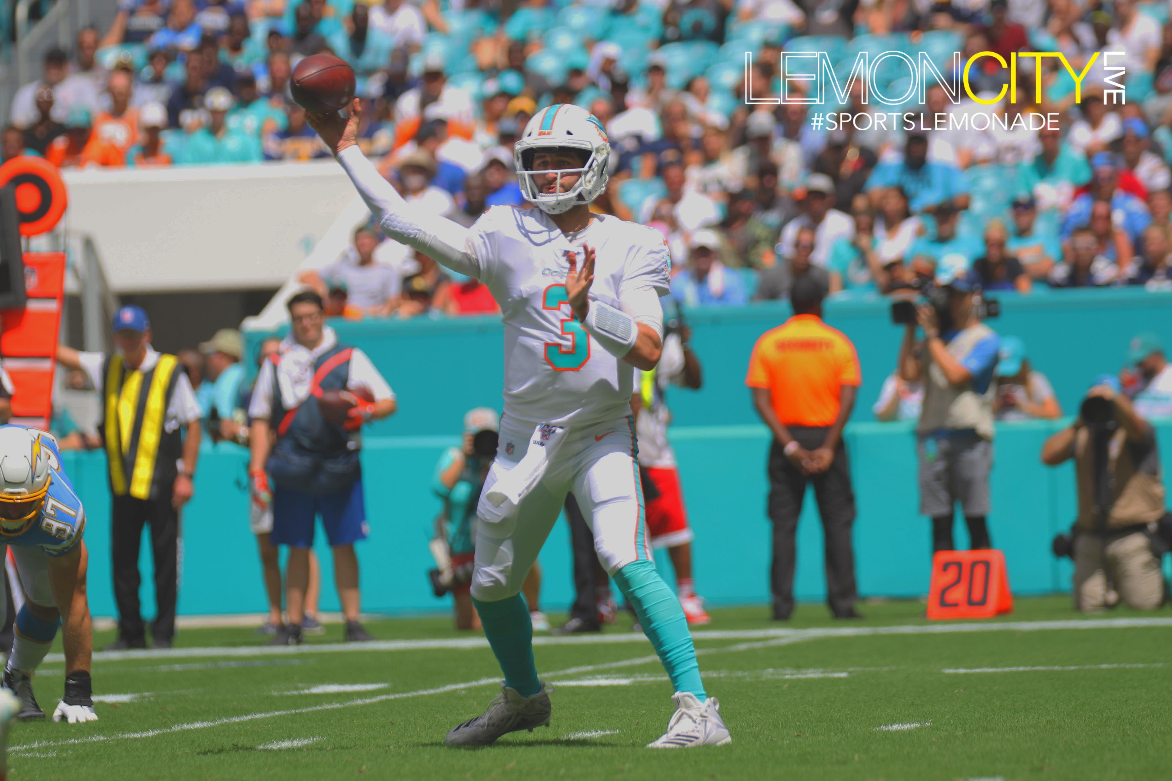 Week 4 Miami Dolphins