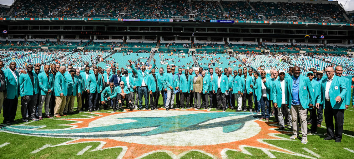 Miami Dolphins Alumni Weekend