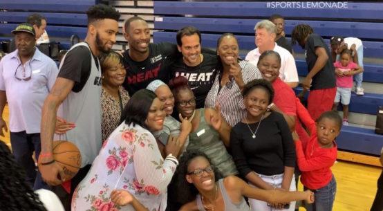 Miami HEAT Training Camp