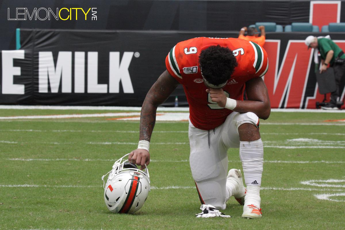 Miami chokes in Overtime