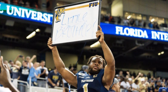 FIU beat the Miami Hurricanes
