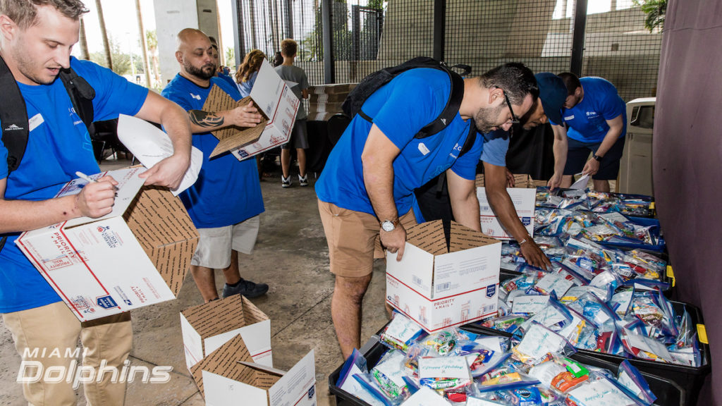holiday care packages