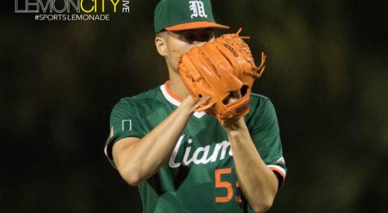 2020 Miami Hurricanes Baseball