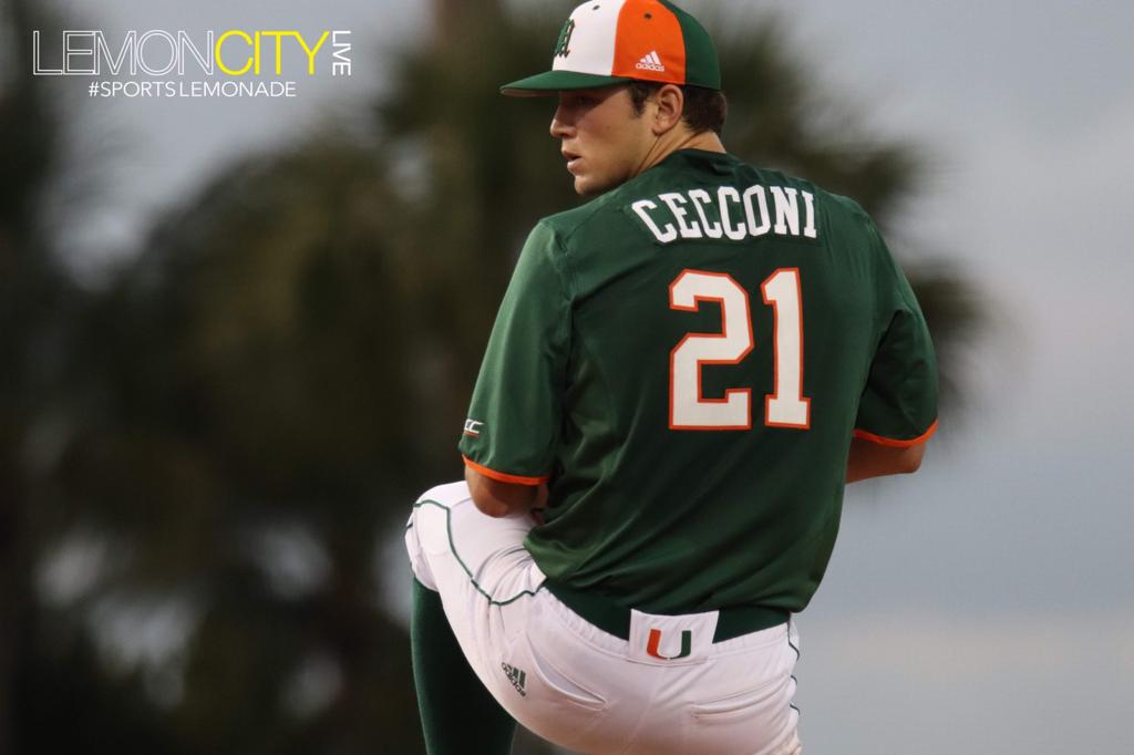 Miami Hurricanes Baseball 2020