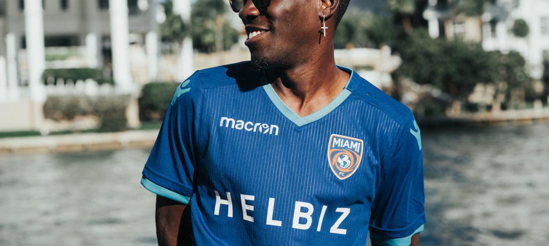 Miami FC Jersey Sponsorship