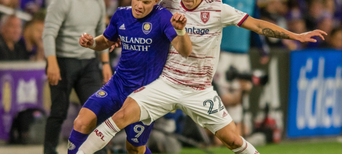 Orlando City draw Real Salt Lake