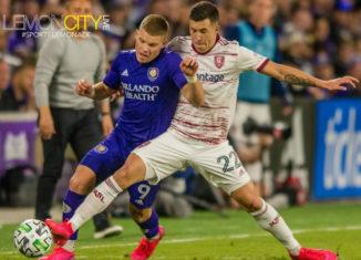 Orlando City draw Real Salt Lake