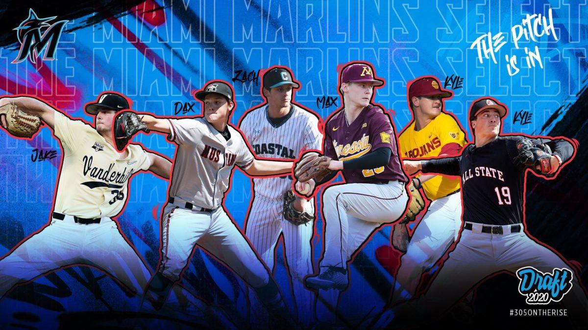 Marlins Draft 2020