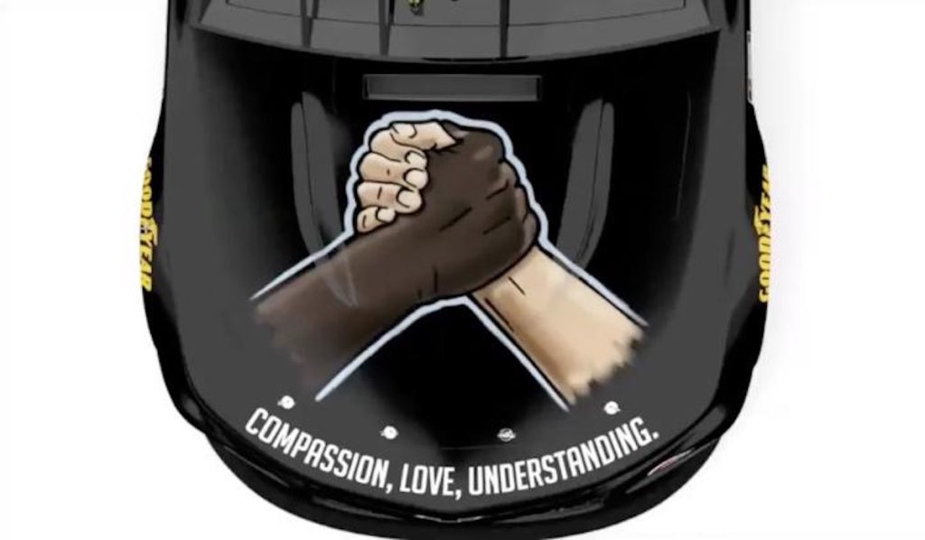 NASCAR Black Lives Matter