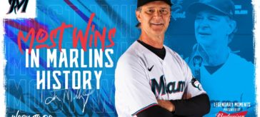 Miami Marlins Sweep Series