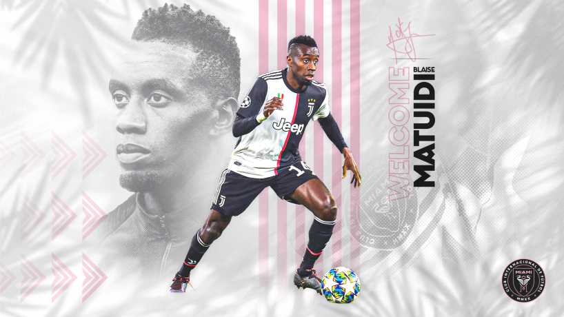 Matuidi joins Inter Miami CF