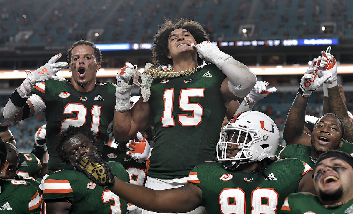 Miami Hurricanes Crush FSU