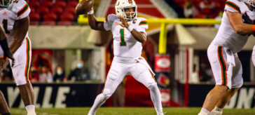 Miami Hurricanes defeated Louisville