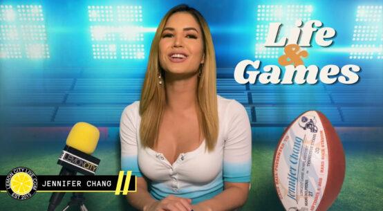 Life & Games Jennifer Chang