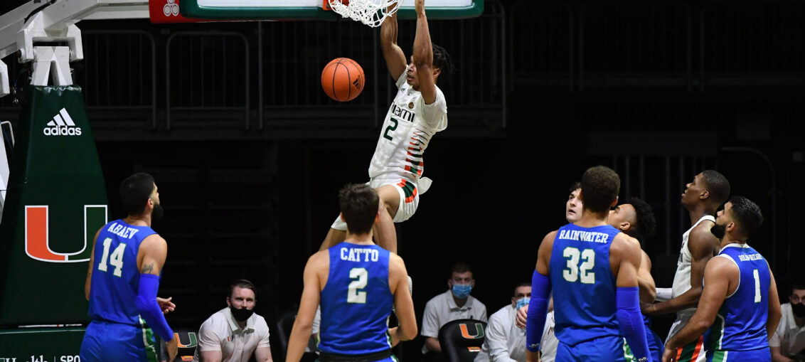 canes Men's Basketball