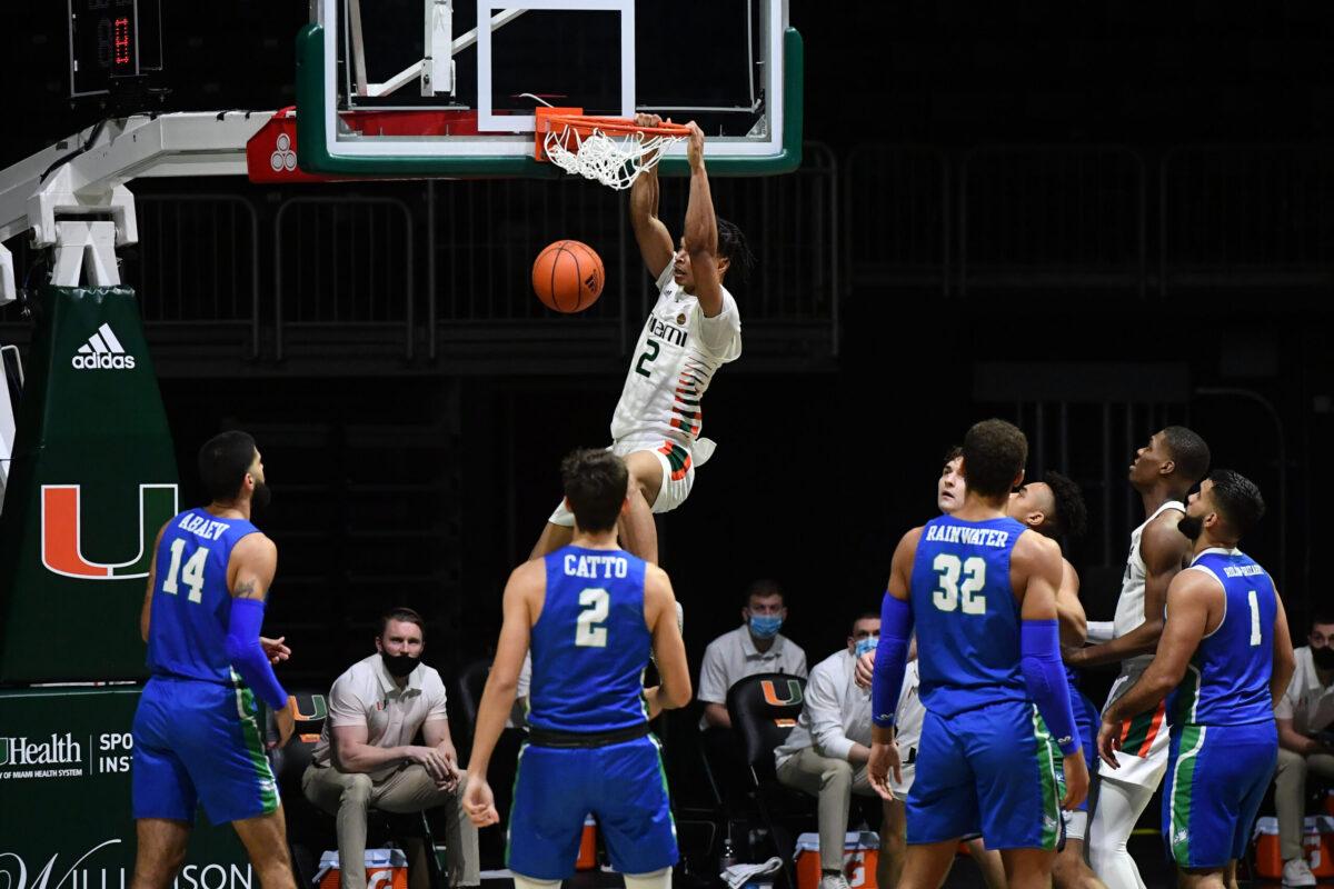 canes Men's Basketball