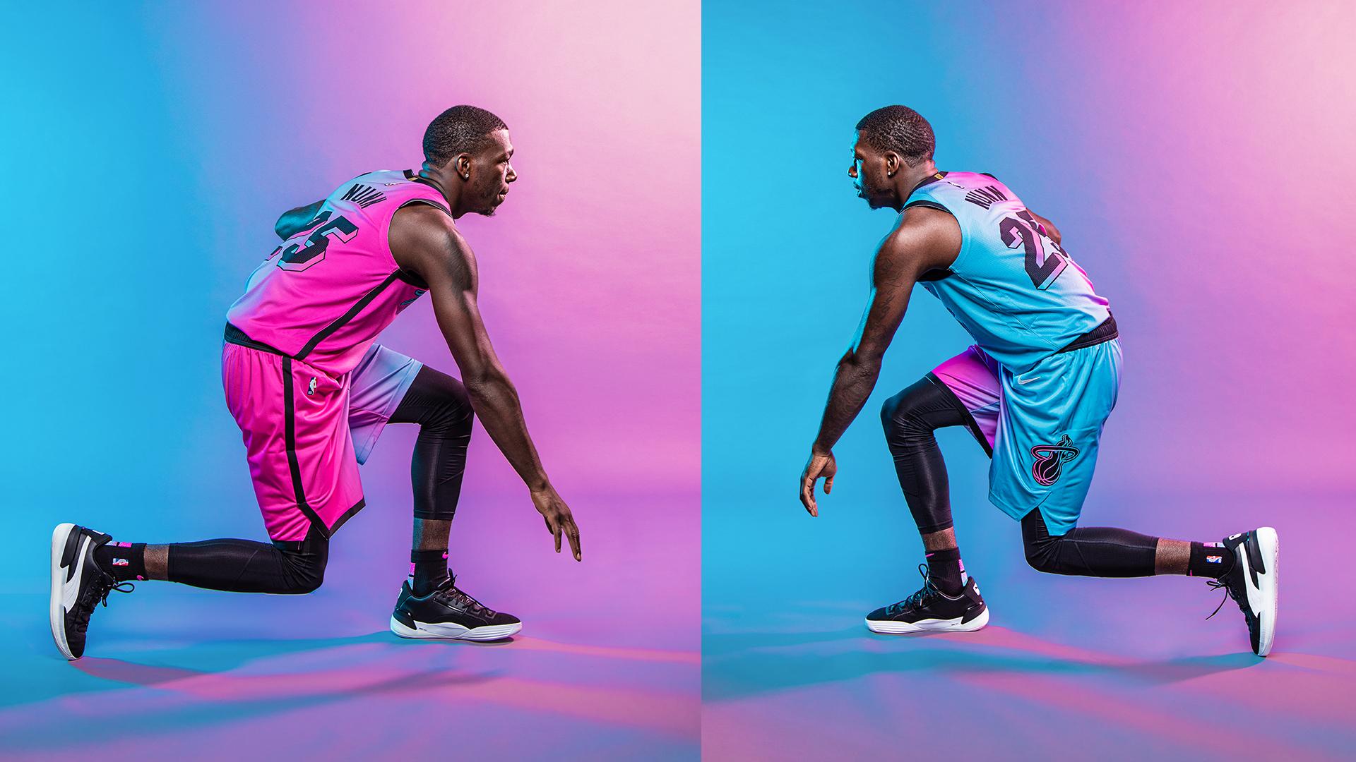 NBA City Edition Uniform
