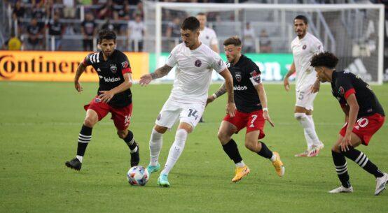 Inter Miami Pretending