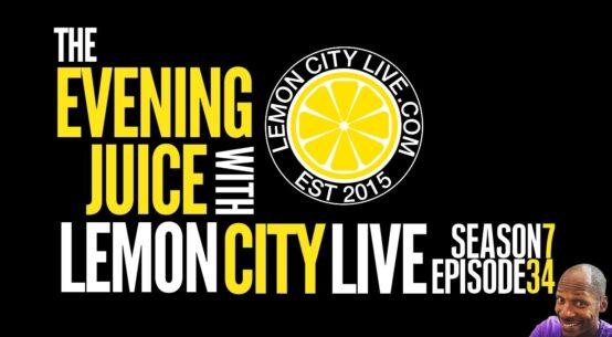 Lemon City Gabriel Garcia