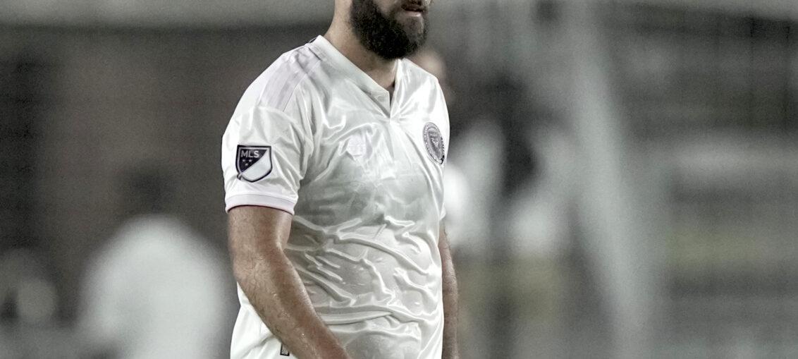 Inter Miami number 10
