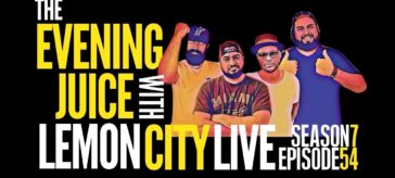 Lemon City Live NFL Week 5