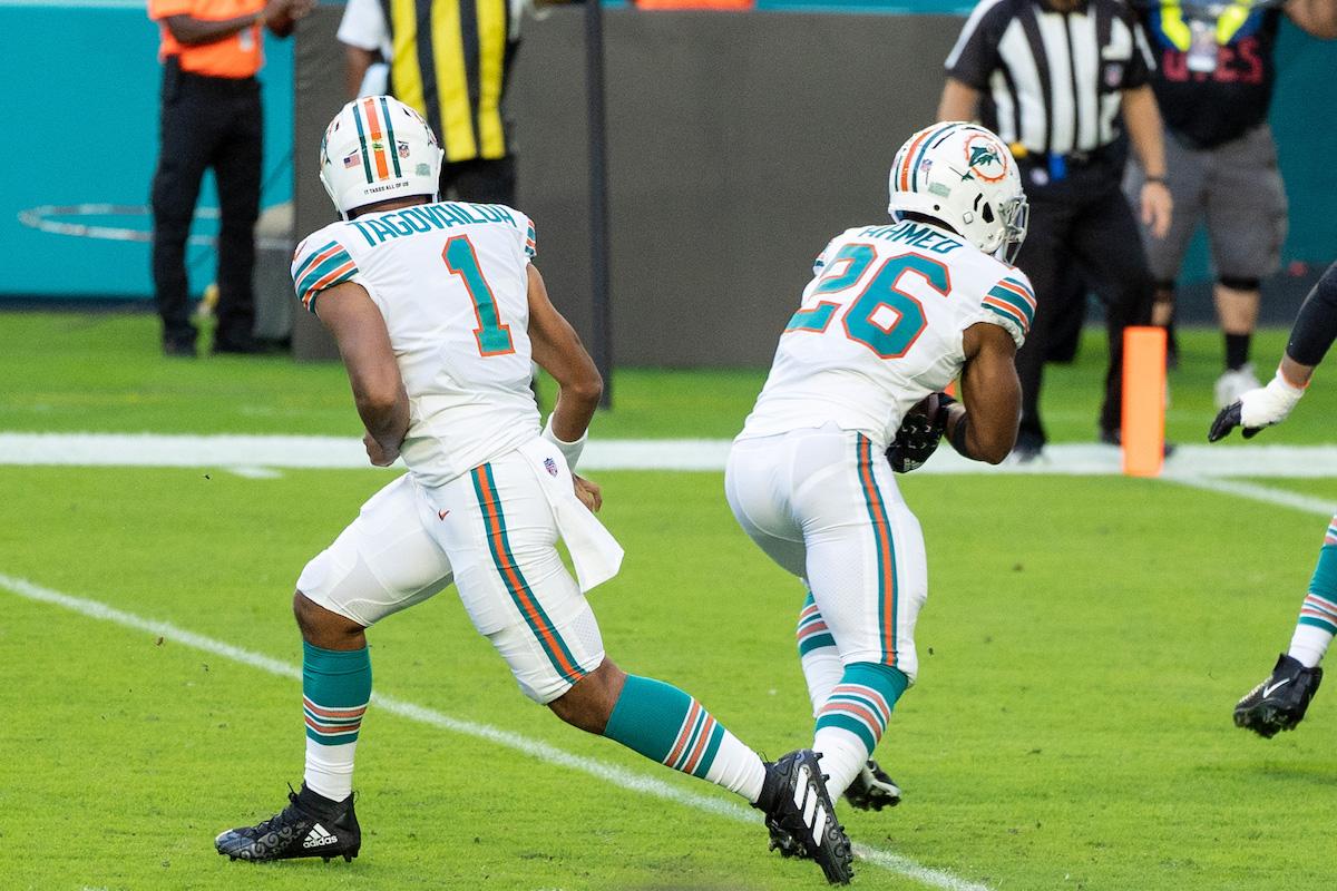 Miami Dolphins vs LA Chargers 11:15:2020_2